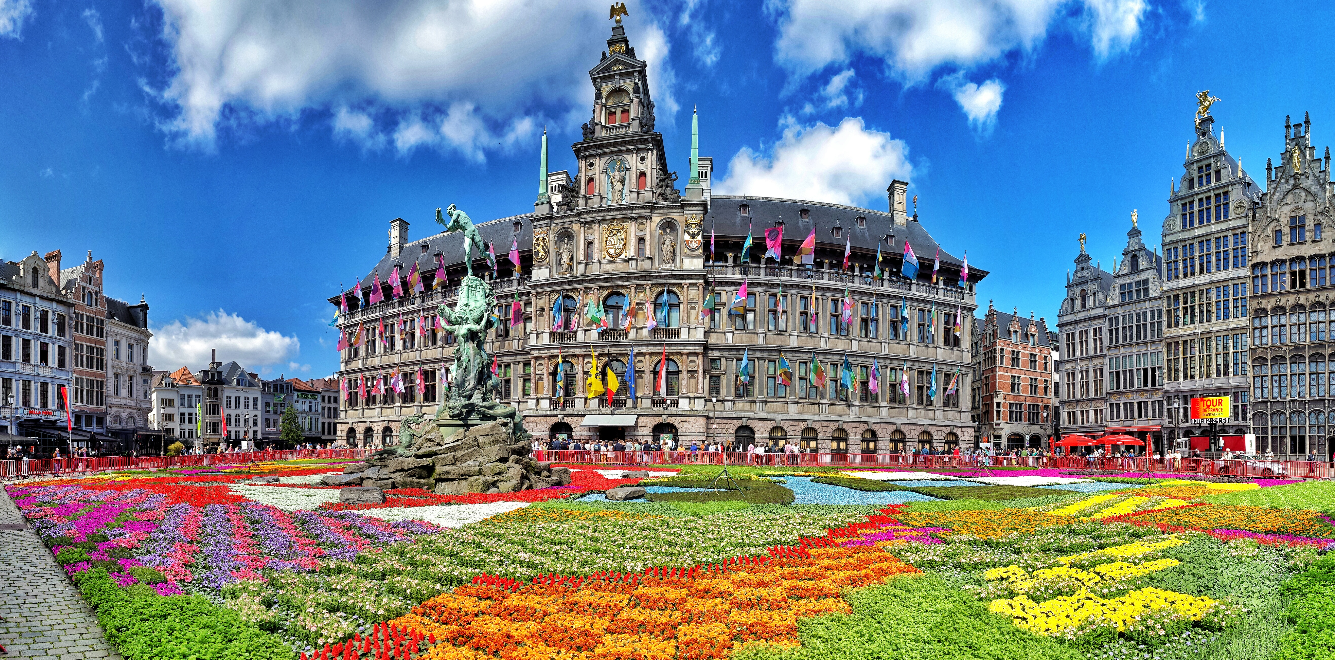 Vacation Hub International - Destination - Antwerp