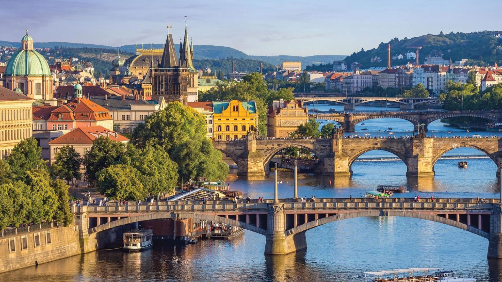 Vacation Hub International - Destination - Prague