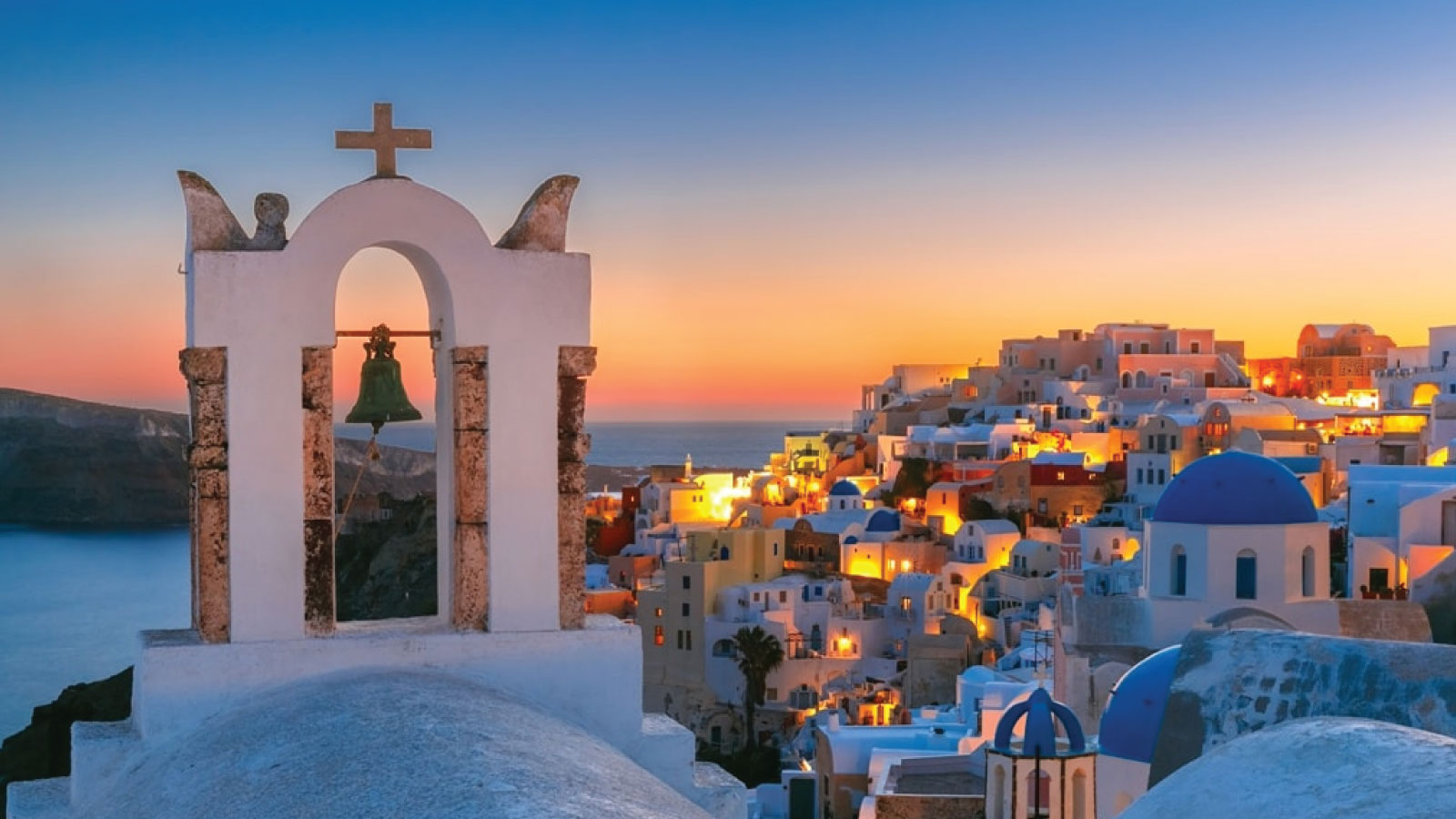 Vacation Hub International - Destination - Santorini