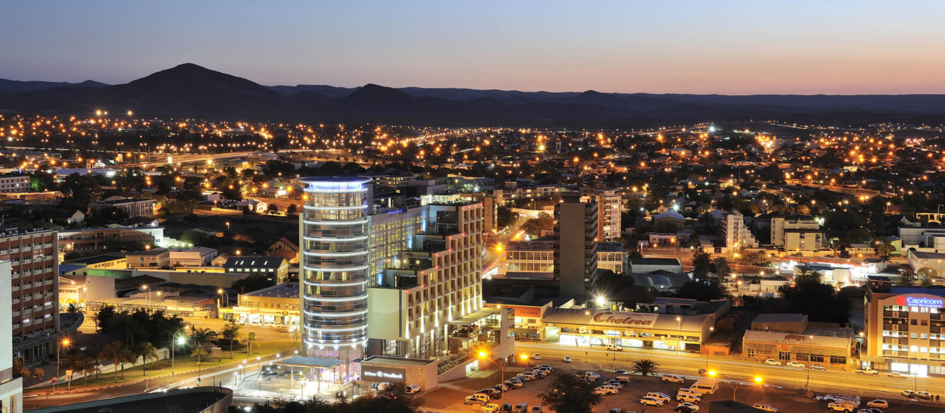 Vacation Hub International - Destination - Windhoek