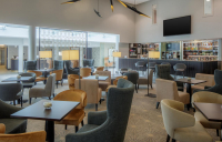 Vacation Hub International | Double Tree By Hilton Heathrow Food