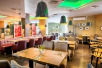 Vacation Hub International | Leonardo Hotel Edinburgh Food