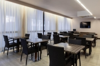 Vacation Hub International | Quality Hotel Delfino Venezia Mestre Food