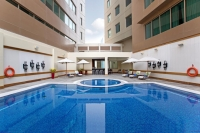 Vacation Hub International | Millennium Plaza Doha Food