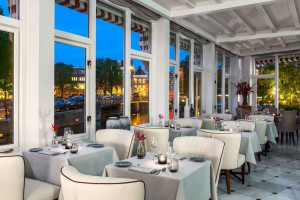 Vacation Hub International | Hotel NH Collection Amsterdam Doelen Food