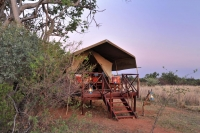 Vacation Hub International | Kwafubesi Tented Safari Camp Lobby