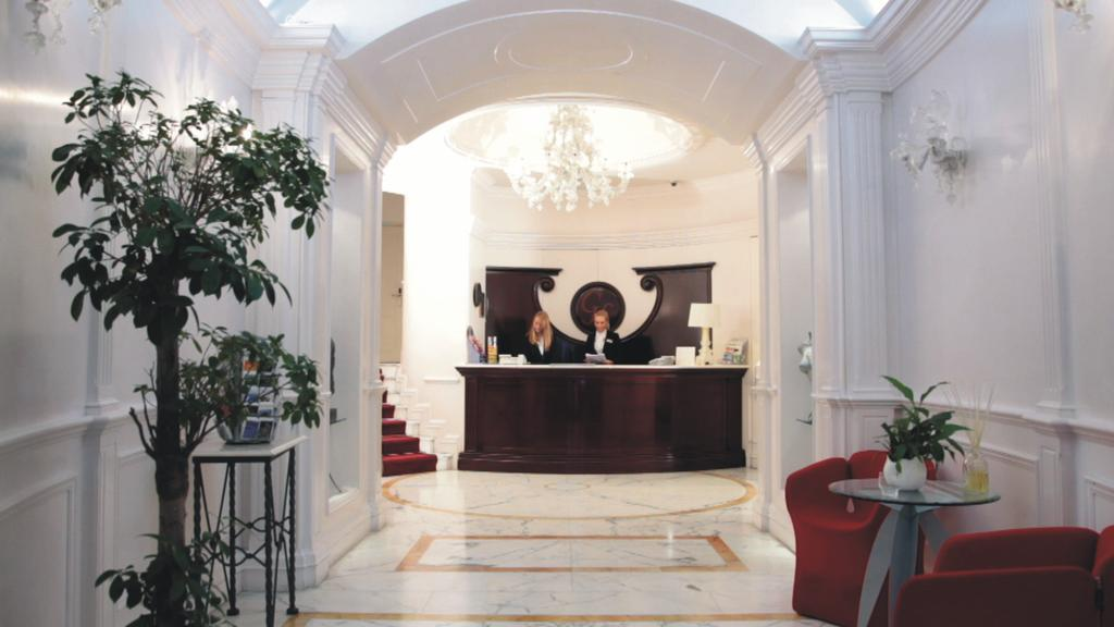 Vacation Hub International | Gambrinus Hotel Lobby