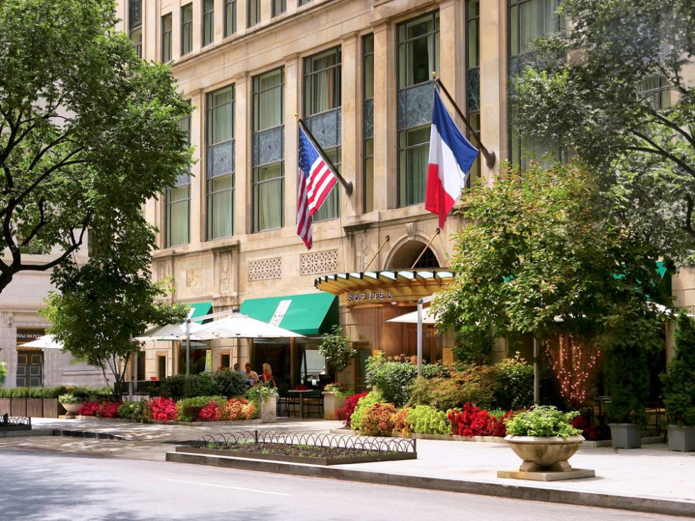 Vacation Hub International - VHI - Travel Club - Sofitel Washington DC Lafayette Square