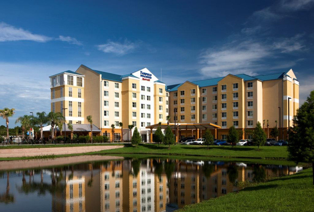 Vacation Hub International - VHI - Travel Club - Fairfield Inn & Suites by Marriott Orlando at SeaWorld