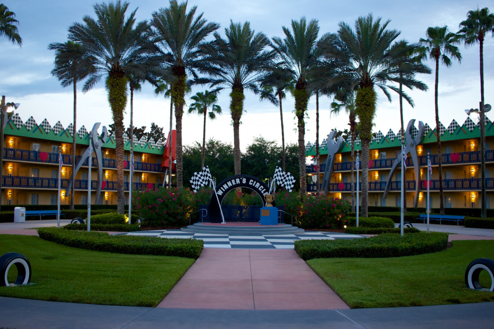 Vacation Hub International - VHI - Travel Club - Disney's All-star Movies Resort