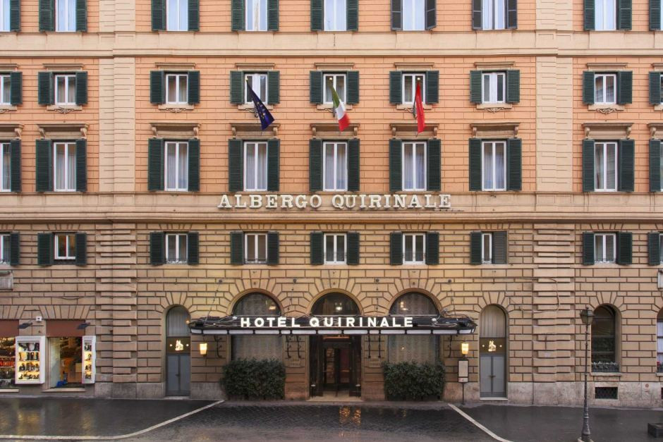 Vacation Hub International - VHI - Travel Club - Hotel Quirinale