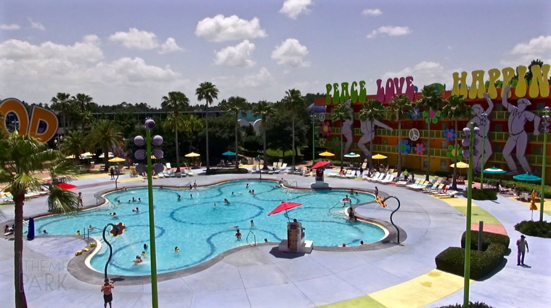 Vacation Hub International - VHI - Travel Club - Disney's Pop Century Resort