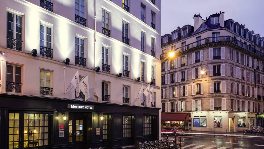 Vacation Hub International - VHI - Travel Club - Hotel Mercure Paris Notre Dame Saint Germain des Prés