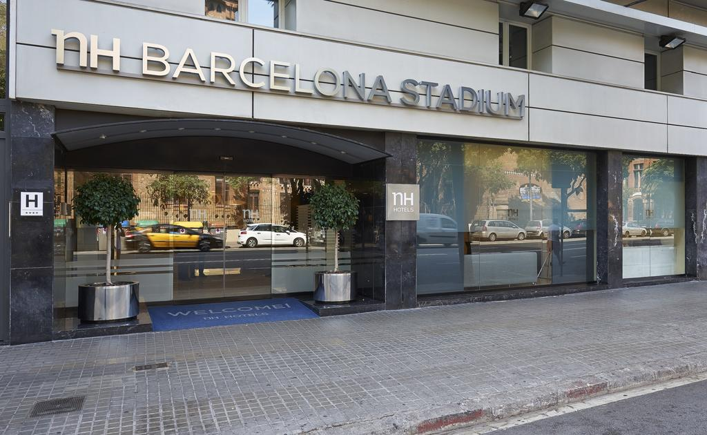 Vacation Hub International - VHI - Travel Club - Hotel NH Barcelona Stadium