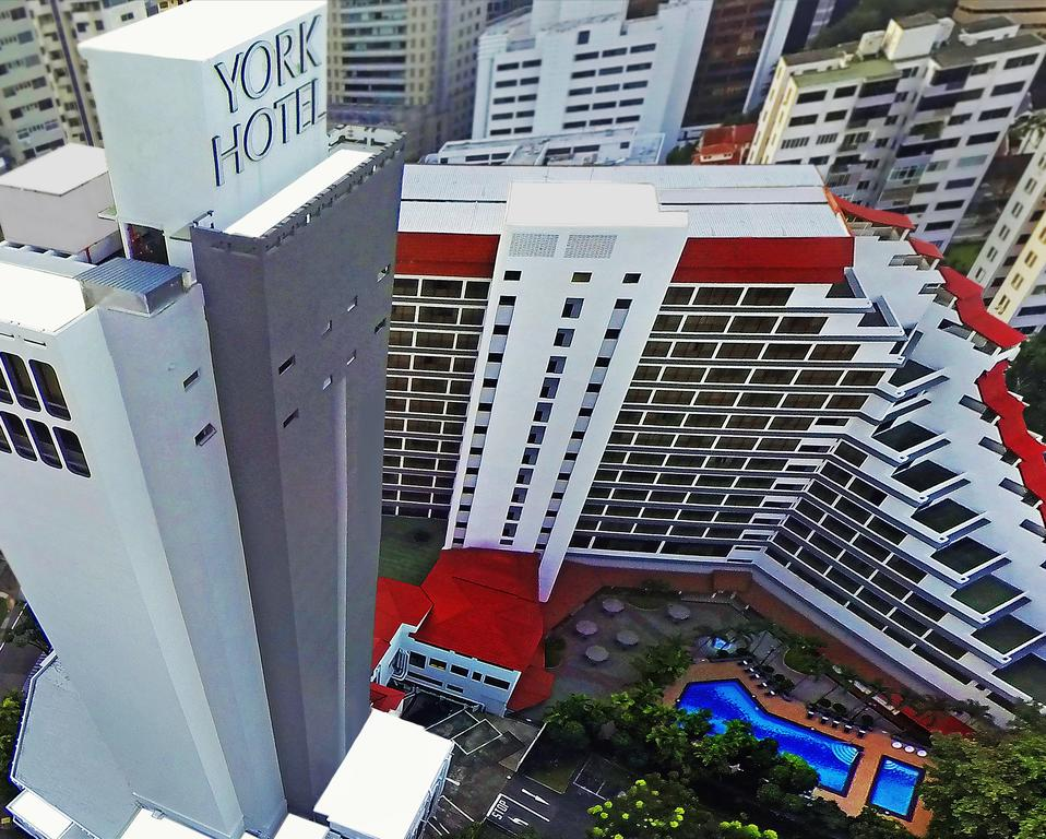 Vacation Hub International - VHI - Travel Club - York Hotel Singapore
