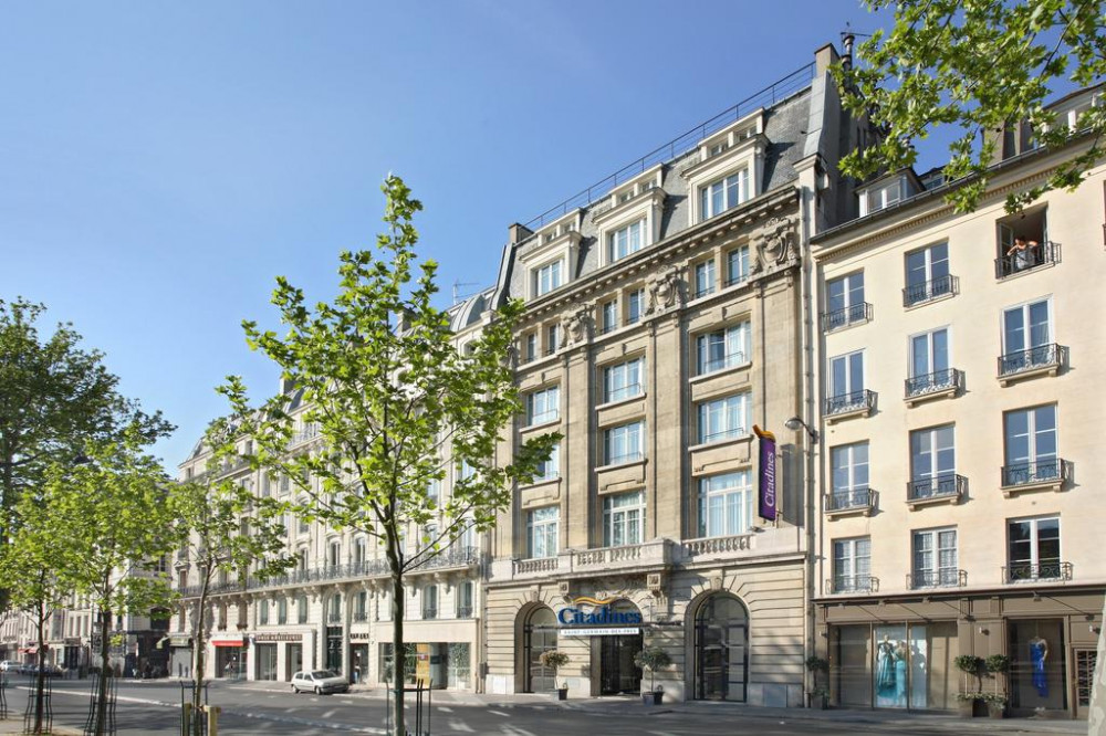 Vacation Hub International - VHI - Travel Club - Citadines Saint-Germain-des-Prés Paris