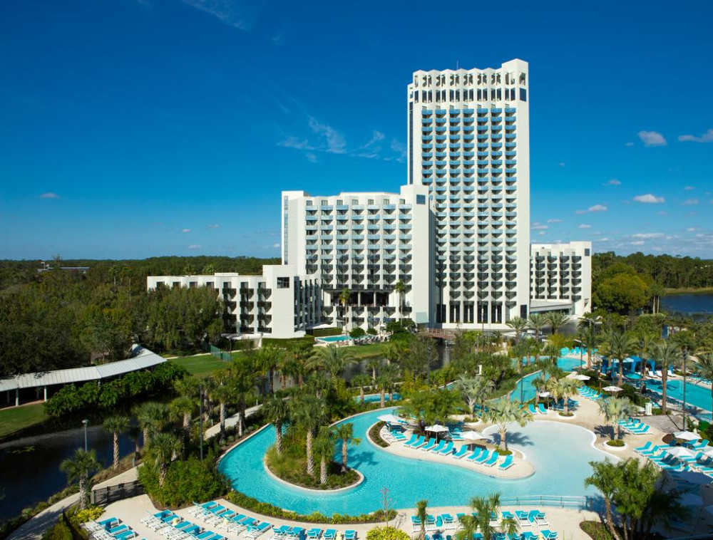 Vacation Hub International - VHI - Travel Club - Hilton Orlando Buena Vista Palace Disney Springs™ Area