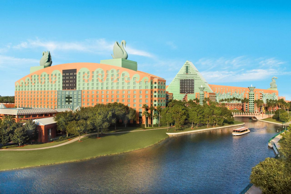 Vacation Hub International - VHI - Travel Club - Walt Disney World Dolphin Resort