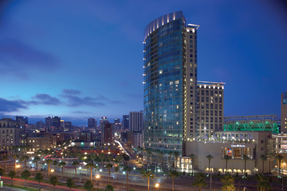 Vacation Hub International - VHI - Travel Club - Omni San Diego Hotel