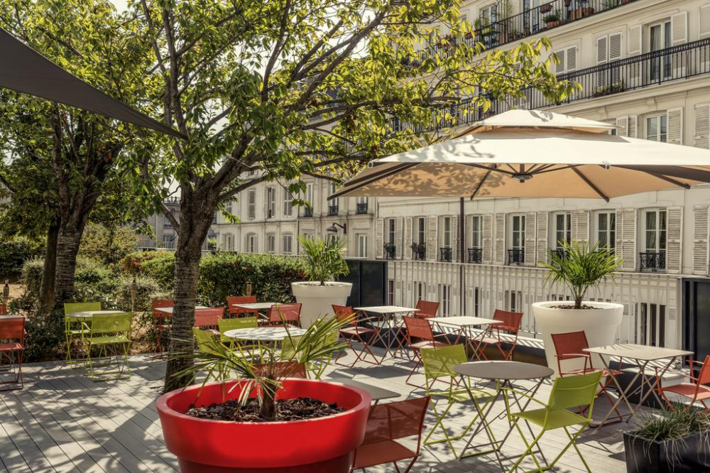 Vacation Hub International - VHI - Travel Club - Hotel Mercure Paris Montmartre Sacre Coeur