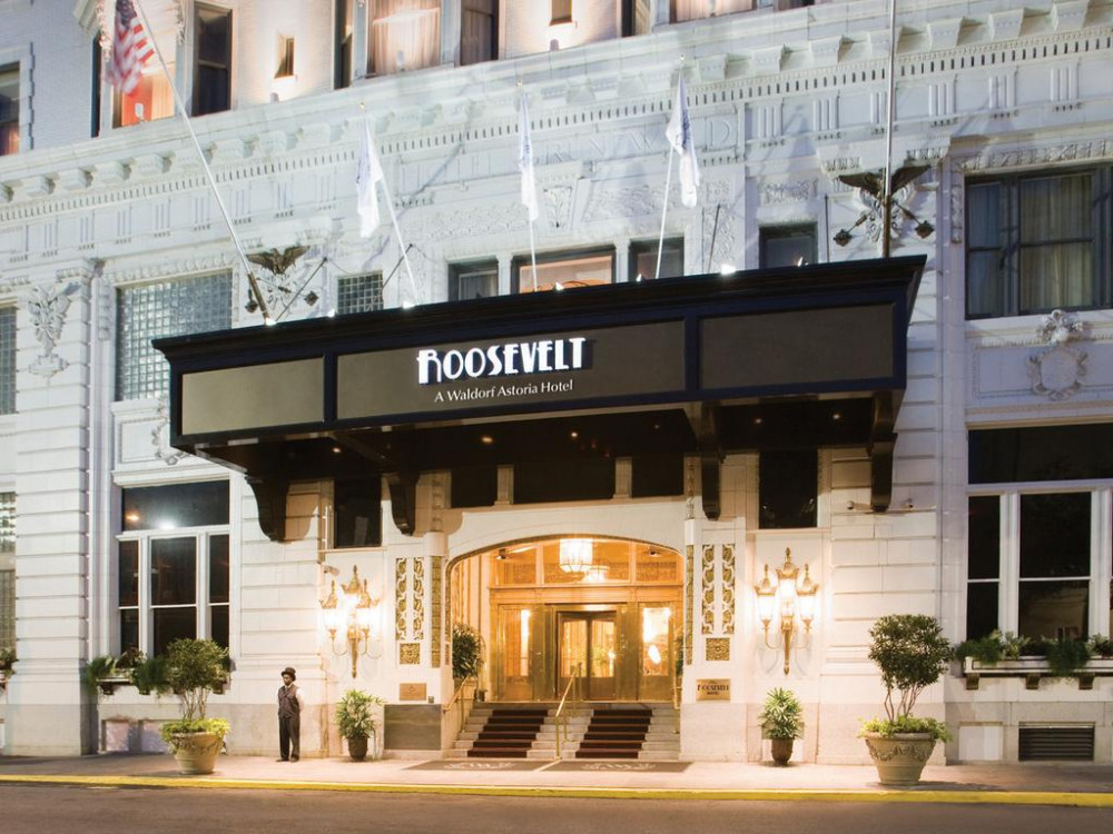 Vacation Hub International - VHI - Travel Club - The Roosevelt New Orleans, A Waldorf Astoria Hotel