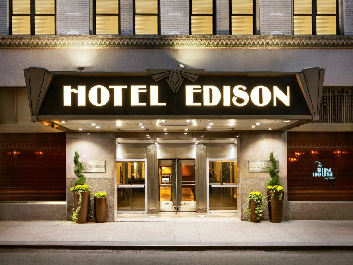 Vacation Hub International - VHI - Travel Club - Hotel Edison