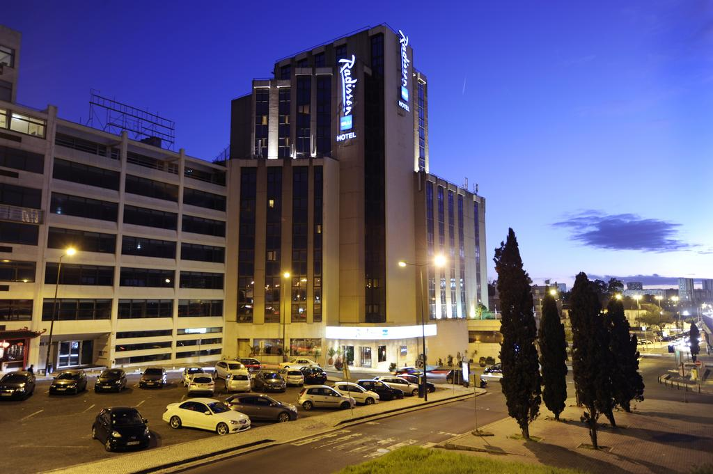 Vacation Hub International - VHI - Travel Club - Radisson Blu Hotel, Lisbon