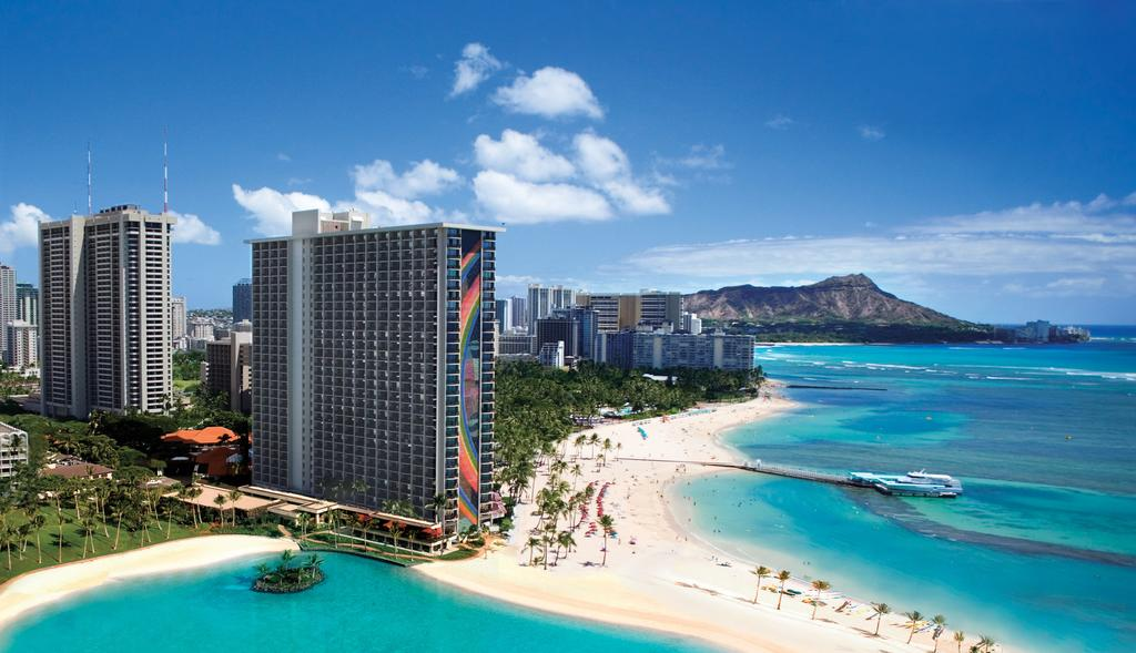 Vacation Hub International - VHI - Travel Club - Hilton Hawaiian Village