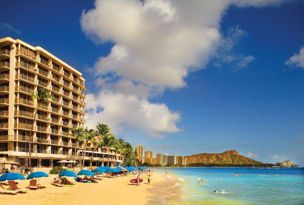 Vacation Hub International - VHI - Travel Club - Outrigger Reef Waikiki Beach Resort