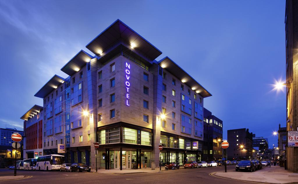 Vacation Hub International - VHI - Travel Club - Novotel Glasgow
