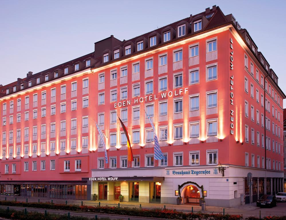 Vacation Hub International - VHI - Travel Club - Eden Hotel Wolff Munich