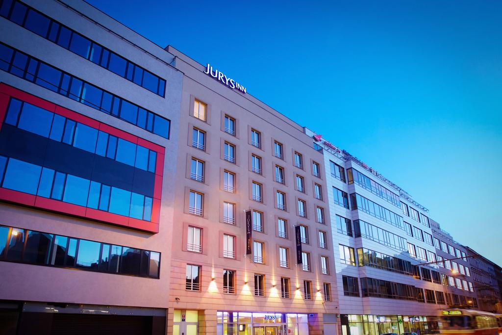 Vacation Hub International - VHI - Travel Club - Jury's Inn Prague