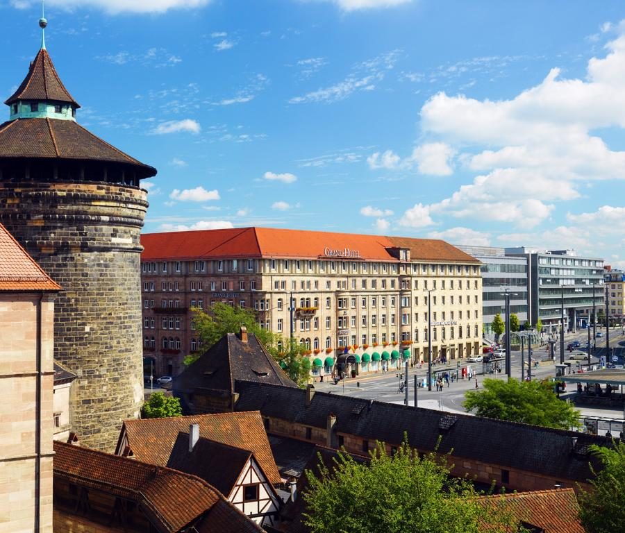 Vacation Hub International - VHI - Travel Club - Le Meridien Grand Hotel Nuremburg