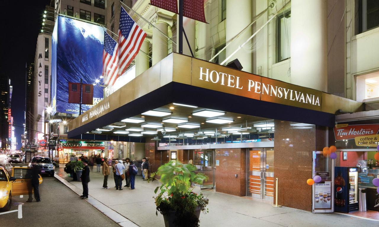 Vacation Hub International - VHI - Travel Club - Hotel Pennsylvania