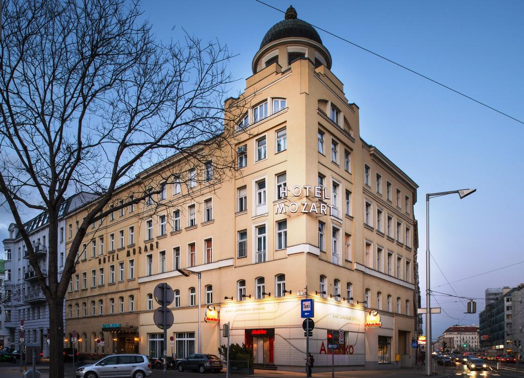 Vacation Hub International - VHI - Travel Club - Mozart Hotel Vienna