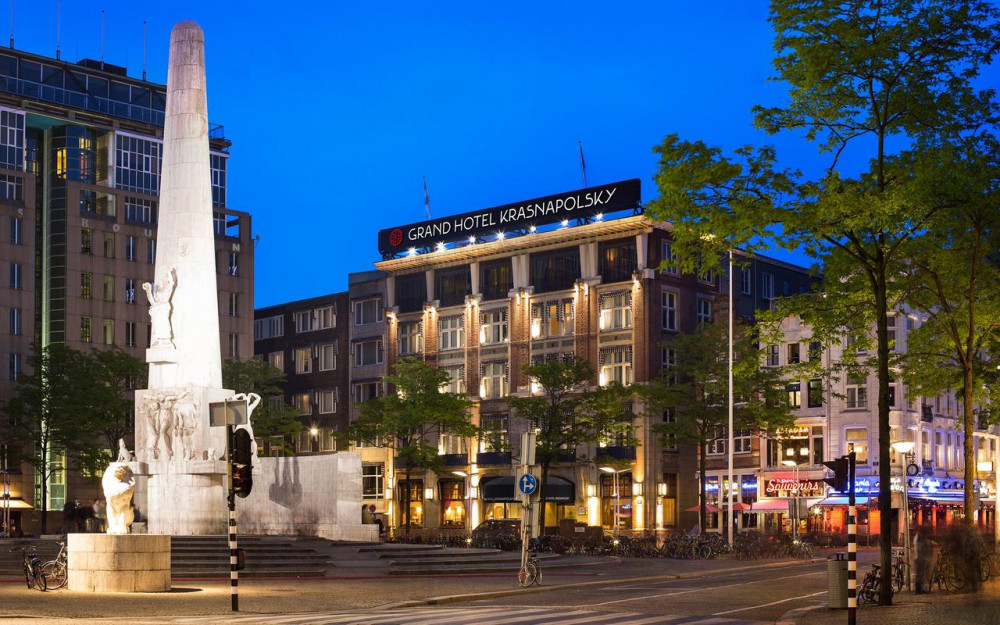 Vacation Hub International - VHI - Nh Amsterdam Grand Hotel Krasnapolsky