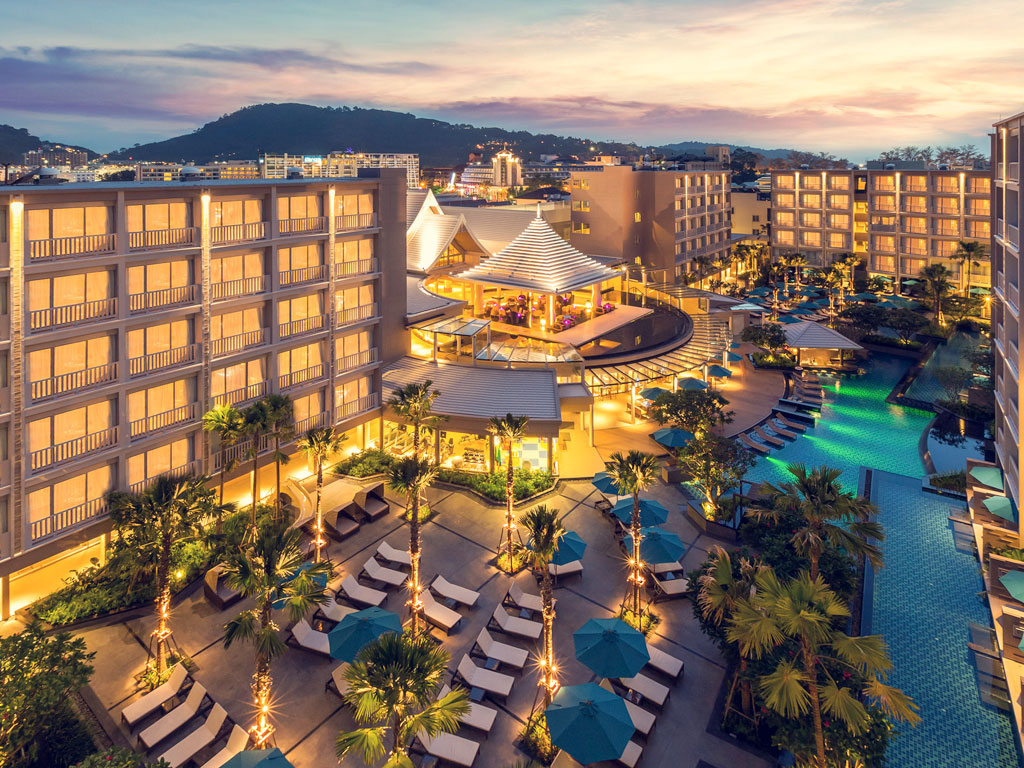 Vacation Hub International - VHI - Travel Club - Grand Mercure Phuket Patong