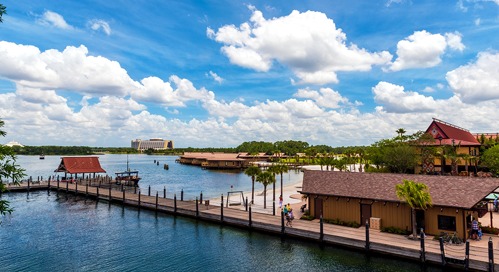Vacation Hub International - VHI - Travel Club - Disney's Polynesian Village Resort