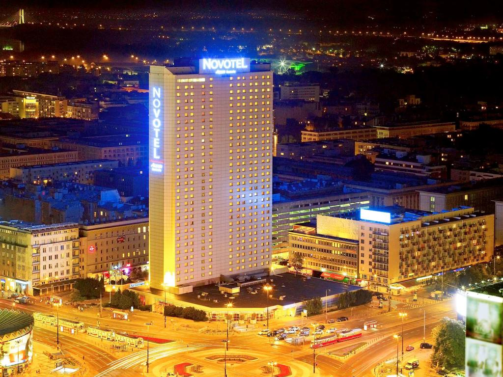 Vacation Hub International - VHI - Travel Club - Novotel Warszawa Centrum