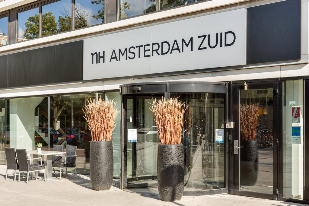 Vacation Hub International - VHI - Travel Club - Hotel NH Amsterdam Zuid