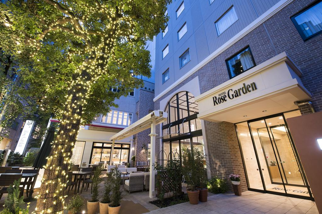Vacation Hub International - VHI - Travel Club - Hotel Rose Garden Shinjuku