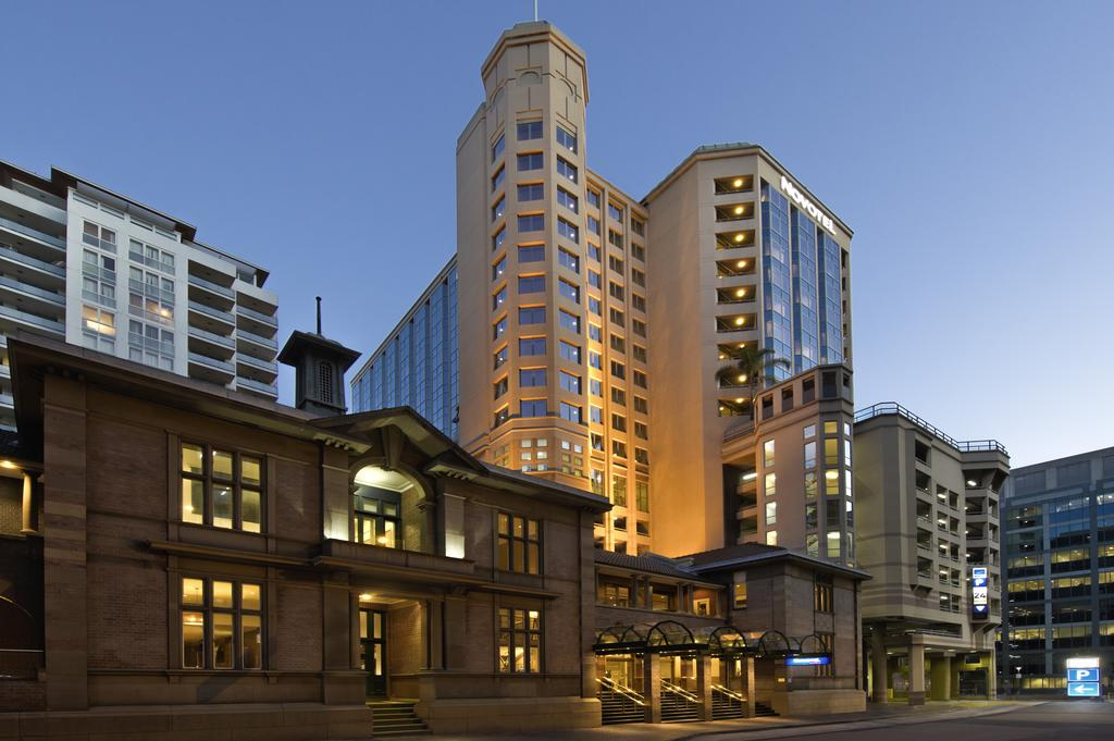 Vacation Hub International - VHI - Travel Club - Novotel Sydney Central
