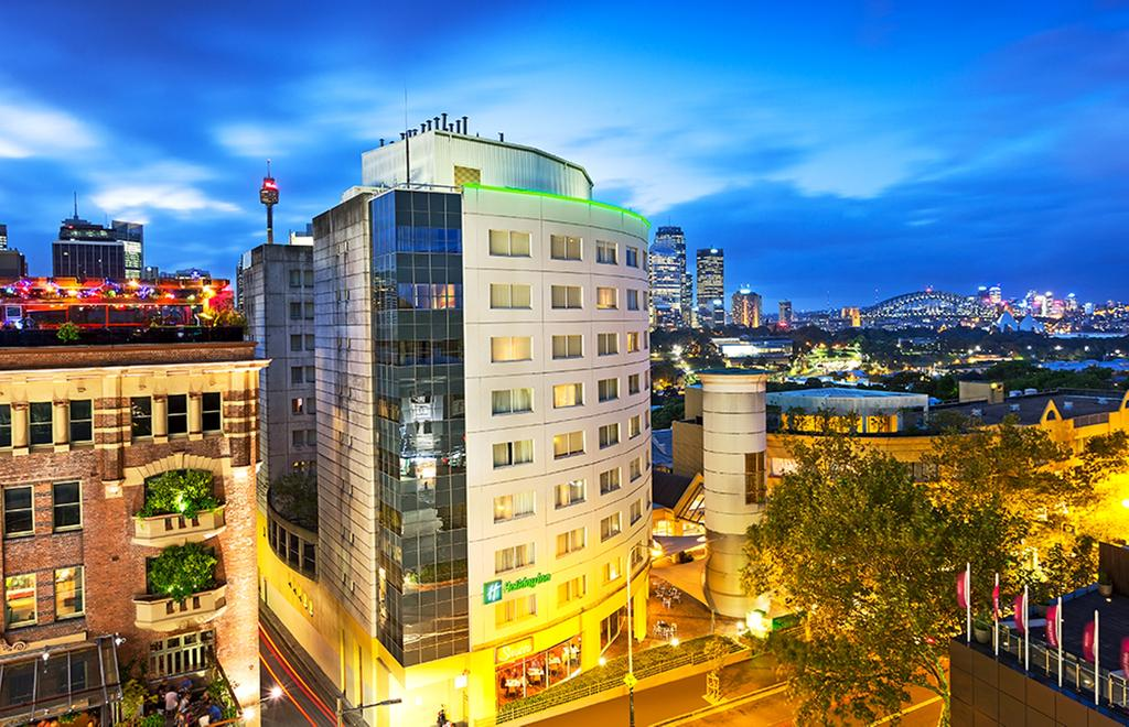 Vacation Hub International - VHI - Travel Club - Holiday Inn Potts Point-Sydney