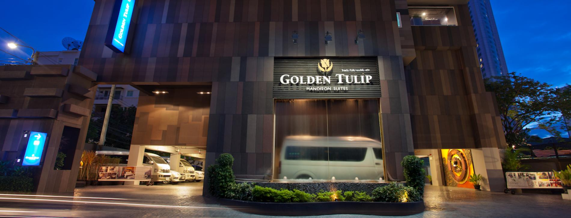 Vacation Hub International - VHI - Golden Tulip Mandison Suites