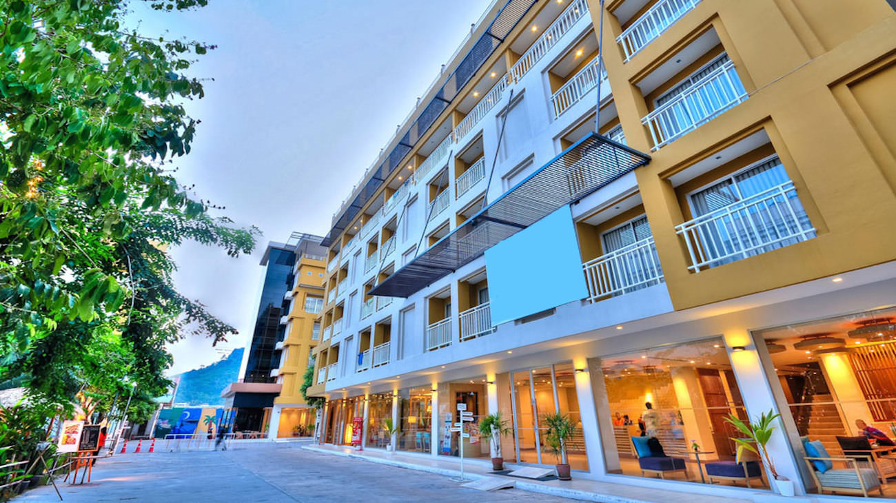 VHI Travel Club - The Ashlee Plaza Patong Hotel and Spa