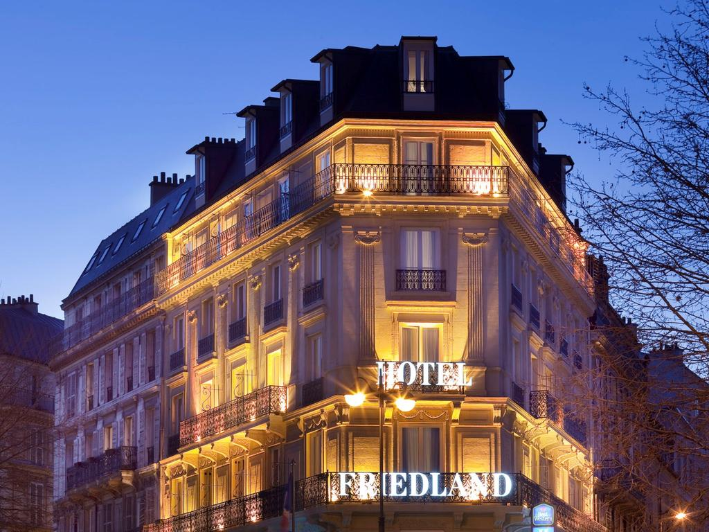 Vacation Hub International - VHI - Travel Club - Hôtel Champs-Elysées Friedland