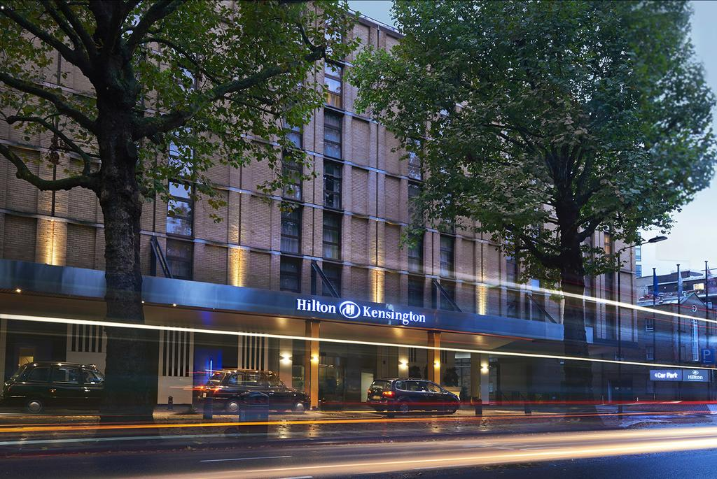 Vacation Hub International - VHI - Travel Club - Hilton London Kensington