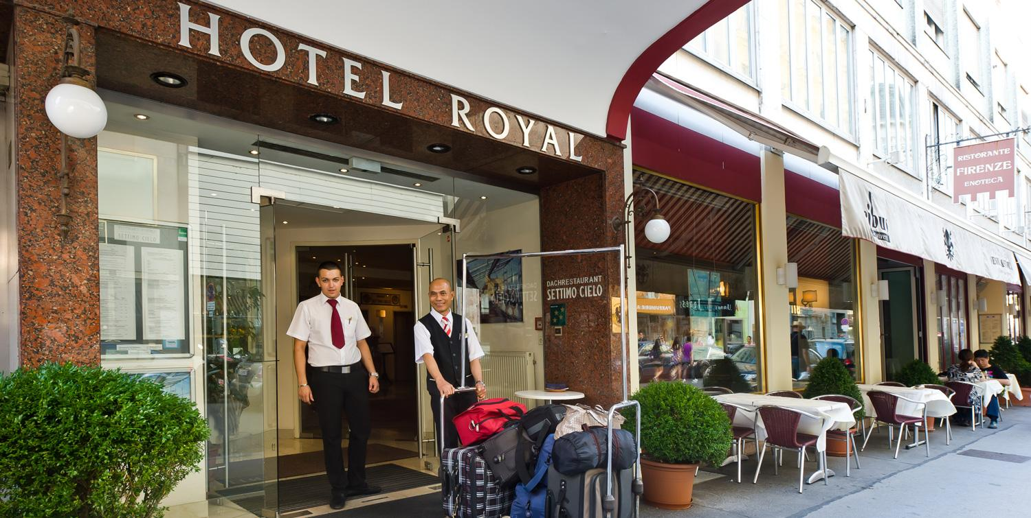 Vacation Hub International - VHI - Travel Club - Royal Hotel Vienna