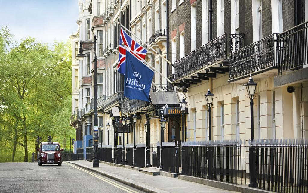 Vacation Hub International - VHI - Travel Club - Hilton London Green Park