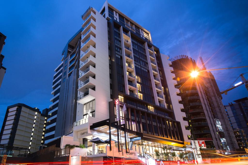 Vacation Hub International - VHI - Travel Club - Swiss Belhotel Brisbane